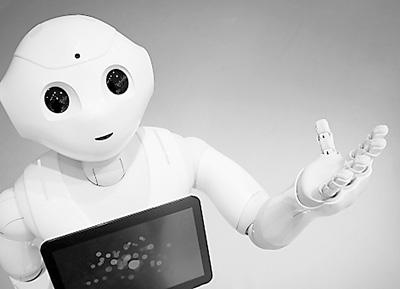 """机器人会抢走我们的""""饭碗""""吗?"""