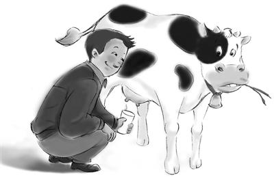 鲜奶吧:看着新鲜 赚钱不易