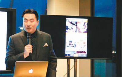 """华人创业者成科技""""新贵"""""""